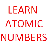 Learn Atomic Number of Element