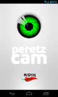 Screenshot of PeretzCAM