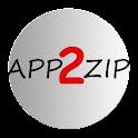 App2zip logo