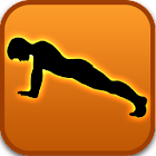Pushups Fitness Workout icon