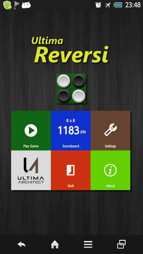 Ultima Reversi - screenshot