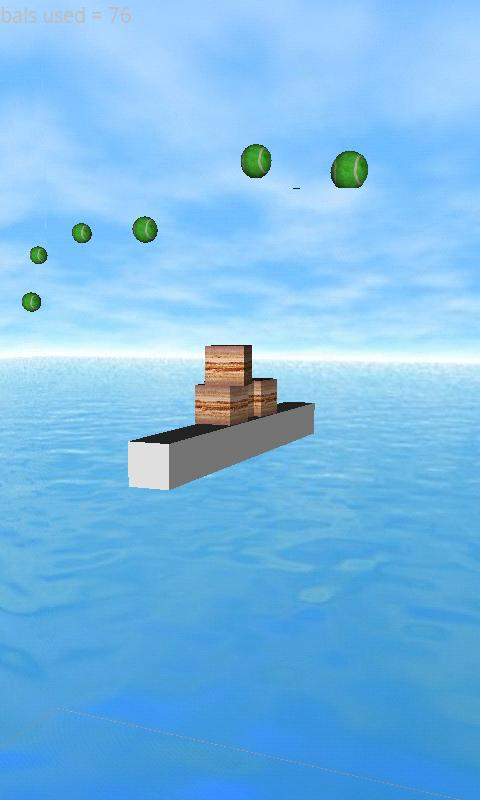 Box Shooter 3D- screenshot