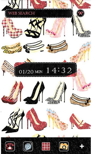 淑女鞋 for[+]HOME