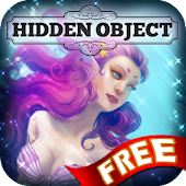 Hidden Object Mermaid Wonders