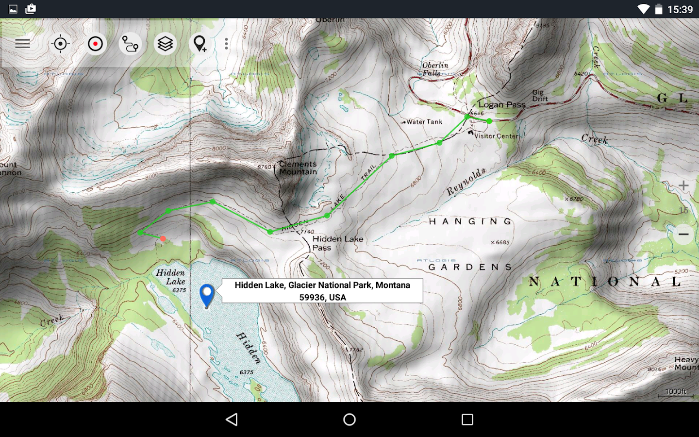 US Topo Maps Pro Android Apps On Google Play - Us elevation map google