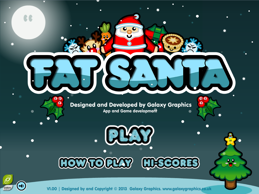Fat Santa- screenshot