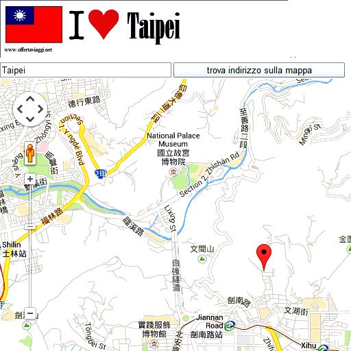 Taipei maps