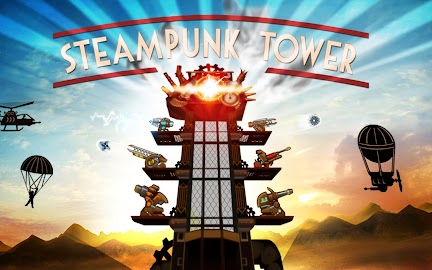 Steampunk Tower Screenshot 12