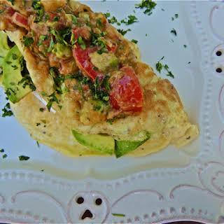 Morning Thunder Omelette.