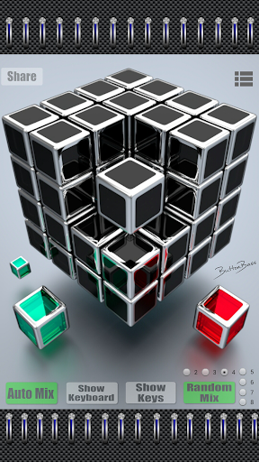ButtonBass EDM Cube 2 screenshot