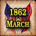 1862 Mar Am Civil War Gazette icon