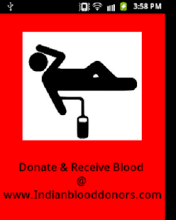 Indian Blood Donors- screenshot thumbnail