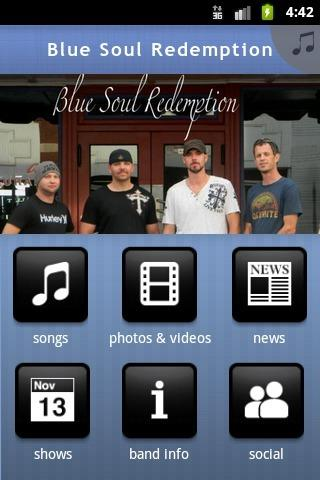 Blue Soul Redemption - screenshot