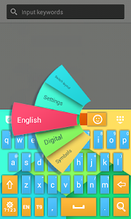Keyboard Theme for Android - screenshot thumbnail