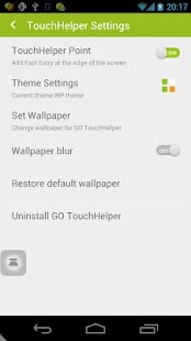 GO TouchHelper - screenshot thumbnail