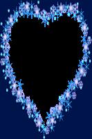 Screenshot of Blue Heart Frames