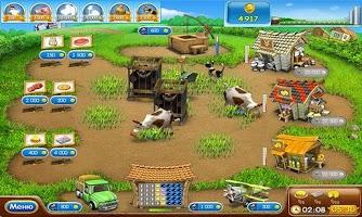 Screenshot of Весёлая ферма 2