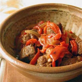 Txilindron de Cordero (Lamb Stew)