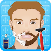 Shaving beard games