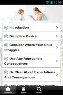 Child Discipline Dynamics-FREE - screenshot thumbnail