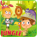 Jungle: Educational game