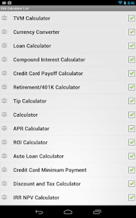 Financial Calculators Screenshot 40