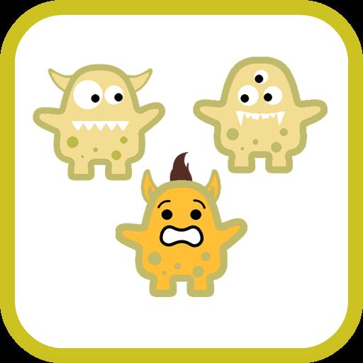 棋類遊戲App|色モンスター LOGO-3C達人阿輝的APP