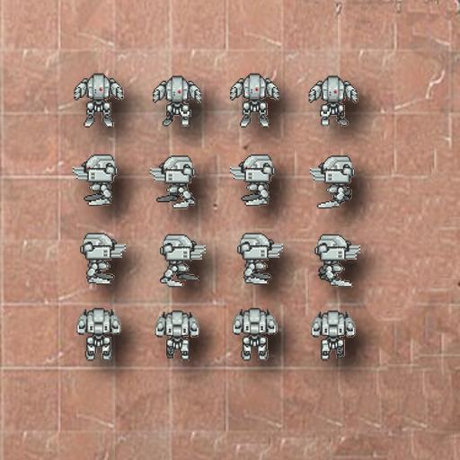 Robot Programming Game