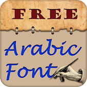 Arabic Fonts Free for Android
