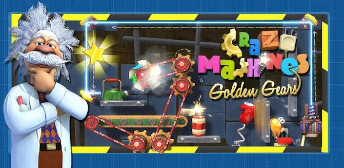 Crazy Machines GoldenGears THD v1.9 apk