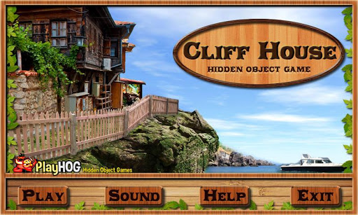 【免費解謎App】Cliff House Free Hidden Object-APP點子