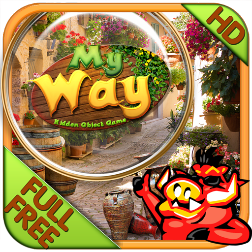 My Way New Free Hidden Object 解謎 App LOGO-硬是要APP