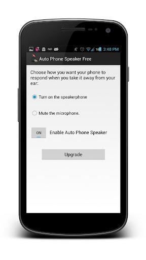 Auto Phone Speaker Free