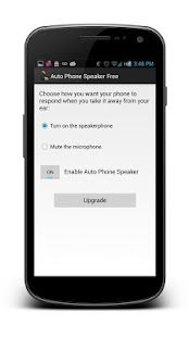 Auto Phone Speaker Free - screenshot thumbnail