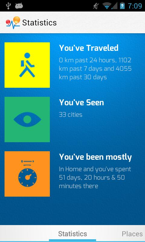 Track my Life - screenshot