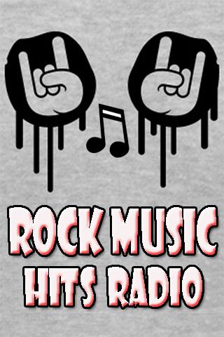 Rock Music Hits Radio