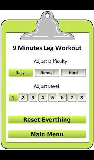玩免費健康APP|下載9 分鐘腿 + 臀部鍛煉 app不用錢|硬是要APP