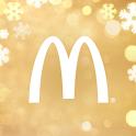 카카오톡 테마 - 맥도날드 금빛 행운 icon