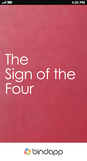 ebook The Sign of the Four