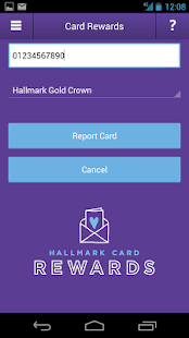 Hallmark Card Rewards - screenshot thumbnail