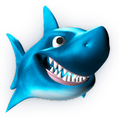 Jumpy Shark - 8bit Free Game