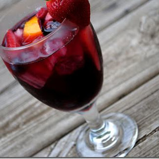 The Best Sangria Ever.