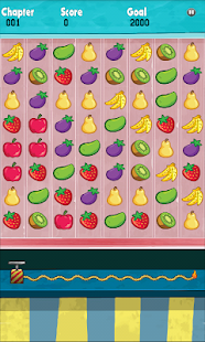 Fruit Mania Match 3 Jewels