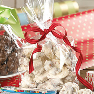 White Chocolate-Peppermint Jumbles.