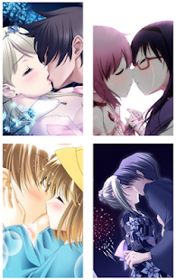 玩娛樂App|Anime Kiss Wallpaper免費|APP試玩