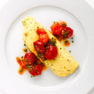 Ricotta Omelets.