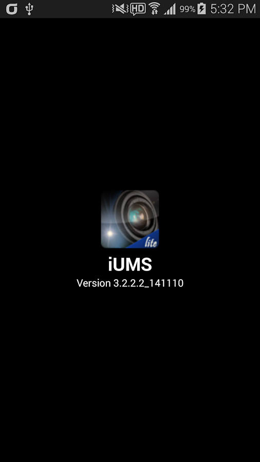 iUMS (v4.0.0.6)- screenshot