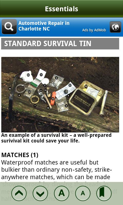 SAS Survival Guide - Lite - screenshot