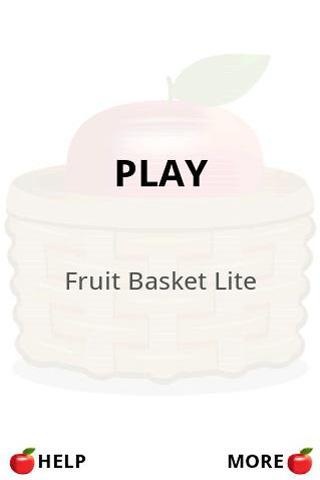 Fruit Basket Lite- screenshot