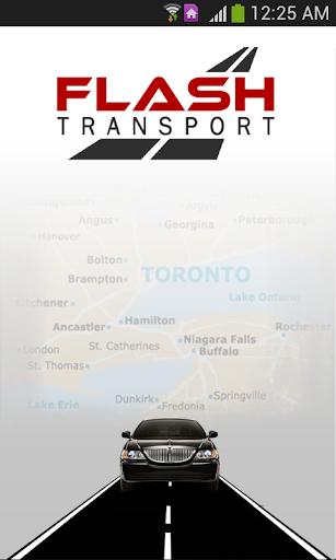 Flash Transport Driver